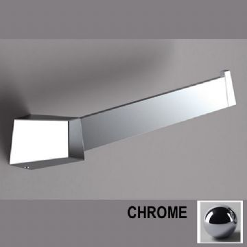Sonia S8 Open Towel Bar Chrome 161805